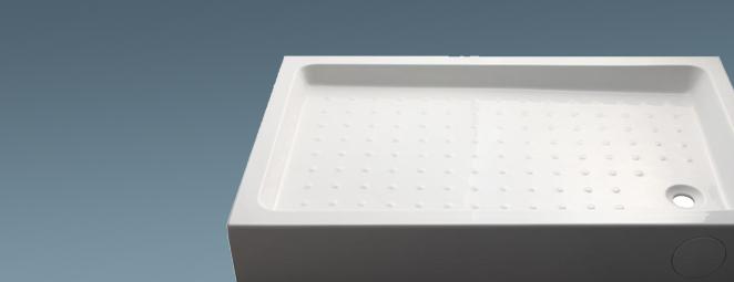 底盘 浴缸 背板